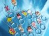 plastic pendants,cartoon keychian,soft plastic pendant