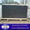 Black limestone honed slab