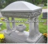 western style tomb stone / granite tomb stone /memorial stones for graves