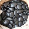 Landscape Garden Black Pebble Stone