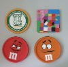 soft pvc badge