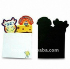 High quality magnetic note pad for promotional