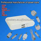 10400mah high capacity for all models phone universal power bank