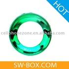 For BlackBerry 8100 8300 8800 Chrome Trackball Ring - Green