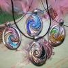 J5 new style glass pendant (2011 fashion pendnat)