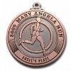 plating antique copper medal