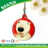 2012 hottest animal phone strap dog mobilephone accessory
