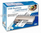 A8 Business Card Scanner