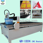 1224 cnc router/China cnc machine kits QD-1224