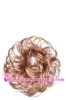 Synthetic hair ring, wigs hair accessory, hair ornaments