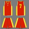 Custom Basketball Uniform