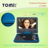 Stylish design portable DVD player with remote control VT-P902