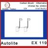 Autolite EX 119 Alternator carbon brushes replacement