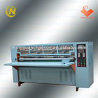 corrugate carton box cutting machine