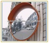 NOKIN unbreakable and high reflective traffic convex mirror