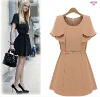 Ladies elegant style career professional dresses