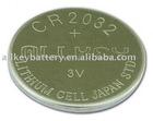 3.0V CR2032 button cell