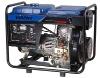10HP, 4-stroke air-cooled Diesel generator