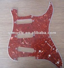 Strat guitar pickguards