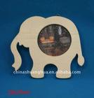 Photo Frame with Elephant shape(pure color)