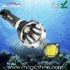 CREE XM-L U2 LED Diving Flashlight Manual Rechargeable Flashlight