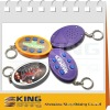 Funny custom keychains with custom sound for promotion and gift