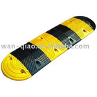 decelerate vehicle excellent Rubber speed hump(ISO9001-2008 approved)