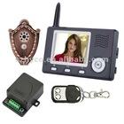 "New type 3.5"" wireless reomte control unlock peephole viewer video door phone"