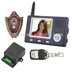 "New type 3.5"" wireless reomte control unlock peephole viewer video door phone"