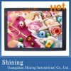 "10.4"" advertising player with touch screen"