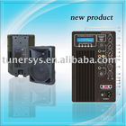 Pro 2 ways Active USB SD Speaker TM2011