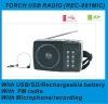 RADIO WITH MICROPHONE