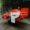1.0 meter cutting width 4lz-1.0 mini rice combine harvester