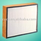 HS high-temperature resistance hepa filter