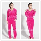 2012 New style - Korean Women Slim sportswear / Casual suit /Fashion Sportswear =JD-LSW111