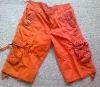 colorful cargo shorts