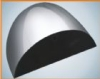 Helmet visor mould
