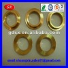 Auto lathe copper bushing/brass nut/aluminium lid/steel tube