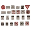 Regulatory signs.caution sign,Road sign,Reflecting traffic sign,