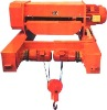 20Tone Wire Rope Electric Hoist Motor Hoist Trolley Made In China