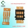 OEM PP Clear Plastic insert parts