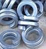 double coil spring lock washer