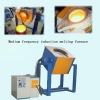 gold induction melting machine