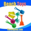 summer colorful plastic beach sand toy