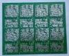 double side lead free HAL simple printed circuit board