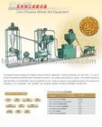 Corn process machine