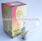 E27 Clear Bulbs 60W