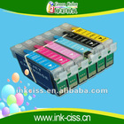 Refillable cartridge for Epson R290/T50/T10/R1430/1400