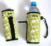 neoprene water bottle suit with clip