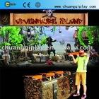 Amusement Shooting Gallery Adventure Island